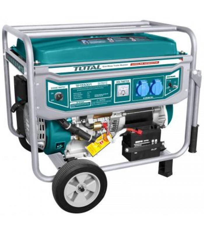 Generator pe benzina Total - 5500W