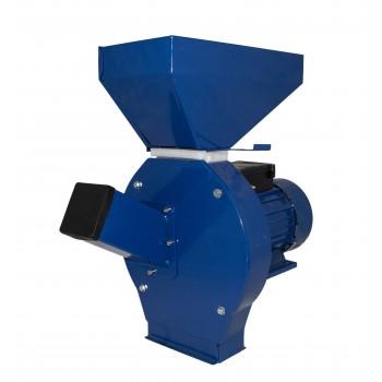 Moara electrica cu ciocanele ELEFANT CM-1.1E, 3500W, 200kg/h, 3000 rpm