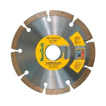 Disc diamantat NovoTools Standard 115x7x22.23 Segmentat
