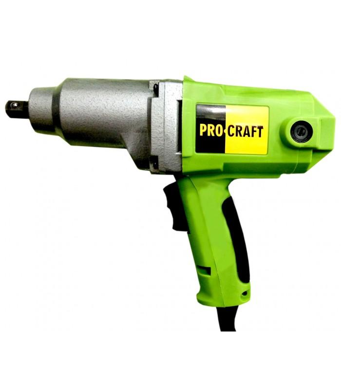 Pistol electric cheie cu impact, Procraft ES1450, 1450W, 450Nm