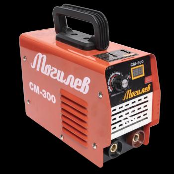 Aparat de sudura invertor MOGHILEV CM-300 , 300 Ah, accesorii incluse, electrod 1.6-4mm