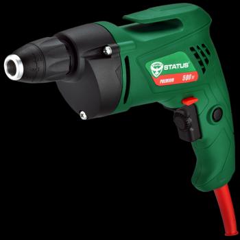 Bormasina rigips STATUS SD550, 550W, cu variator, 4200RPM, ITALIA