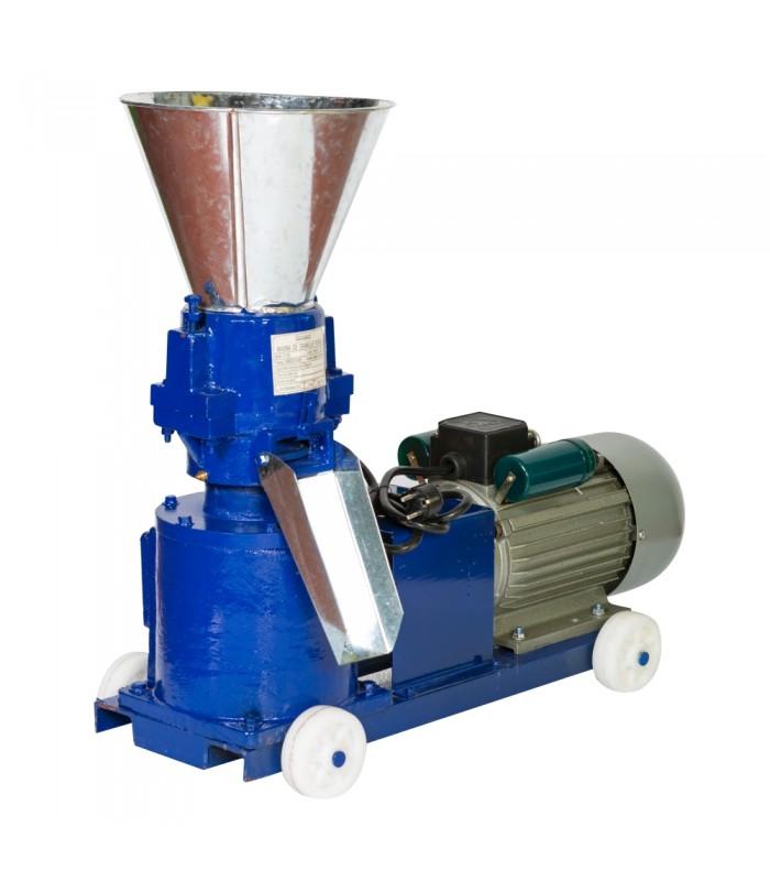 Granulator furaje TEMP SY-120 100Kg/Ora, 2.8KW, Presa Peleti cereale